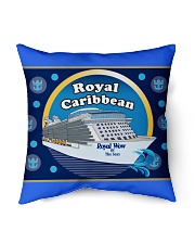 "Vacation Cruise Shirt Sale Indoor Pillow - 16"" x 16"" thumbnail"