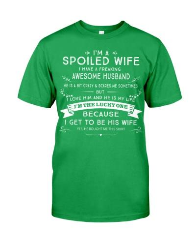I'M A SPOILED WIFE - I HAVE AN AWESOME HUSBAND