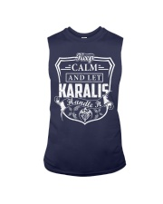 KARALIS - Handle It Sleeveless Tee thumbnail