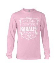 KARALIS - Handle It Long Sleeve Tee thumbnail