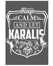 KARALIS - Handle It 11x17 Poster thumbnail