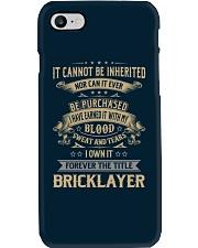 Bricklayer Phone Case thumbnail