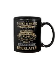 Bricklayer Mug thumbnail