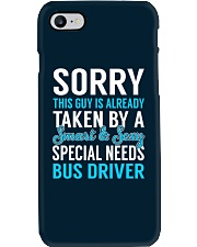 Special Needs Bus Driver Phone Case thumbnail
