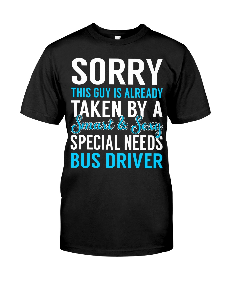 Special Needs Bus Driver Classic T-Shirt