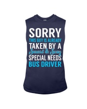 Special Needs Bus Driver Sleeveless Tee thumbnail