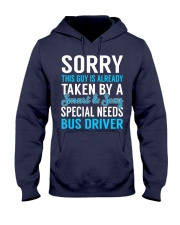 Special Needs Bus Driver Hooded Sweatshirt thumbnail