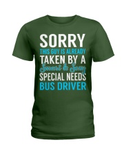 Special Needs Bus Driver Ladies T-Shirt thumbnail