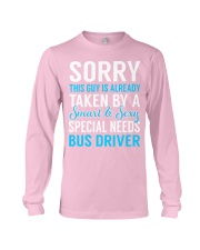 Special Needs Bus Driver Long Sleeve Tee thumbnail