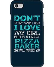 Pizza Baker Phone Case thumbnail