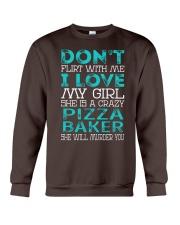 Pizza Baker Crewneck Sweatshirt thumbnail