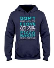 Pizza Baker Hooded Sweatshirt thumbnail