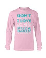 Pizza Baker Long Sleeve Tee thumbnail