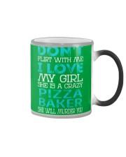 Pizza Baker Color Changing Mug thumbnail