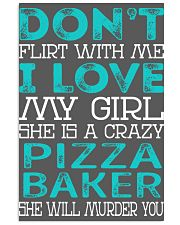 Pizza Baker 11x17 Poster thumbnail