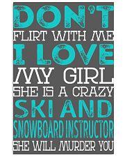 Ski and Snowboard Instructor 11x17 Poster thumbnail