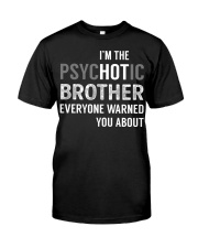 Brother Classic T-Shirt front