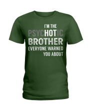 Brother Ladies T-Shirt thumbnail