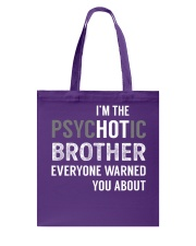 Brother Tote Bag thumbnail