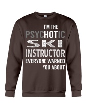 Ski Instructor Crewneck Sweatshirt thumbnail