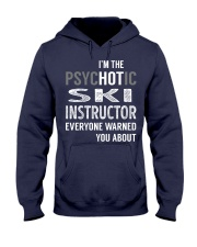 Ski Instructor Hooded Sweatshirt thumbnail
