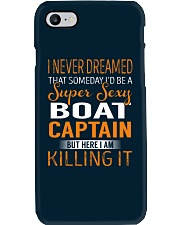 Boat Captain Phone Case thumbnail
