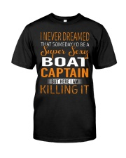 Boat Captain Classic T-Shirt tile