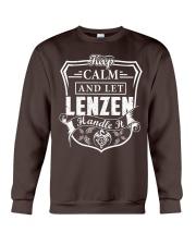 LENZEN - Handle It Crewneck Sweatshirt thumbnail