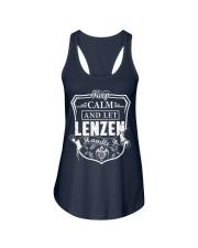 LENZEN - Handle It Ladies Flowy Tank thumbnail