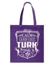 TURK - Handle It Tote Bag thumbnail
