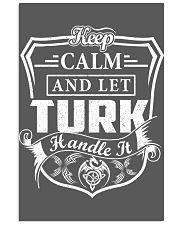 TURK - Handle It 11x17 Poster thumbnail