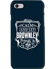 BROWNLEY - Handle It Phone Case thumbnail