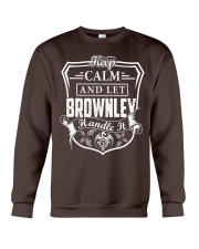 BROWNLEY - Handle It Crewneck Sweatshirt thumbnail