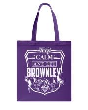 BROWNLEY - Handle It Tote Bag thumbnail