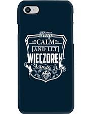 WIECZOREK - Handle It Phone Case thumbnail