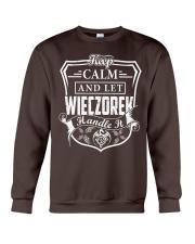 WIECZOREK - Handle It Crewneck Sweatshirt thumbnail