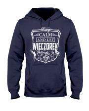 WIECZOREK - Handle It Hooded Sweatshirt thumbnail