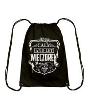 WIECZOREK - Handle It Drawstring Bag thumbnail