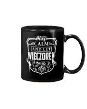 WIECZOREK - Handle It Mug thumbnail