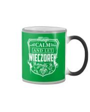 WIECZOREK - Handle It Color Changing Mug thumbnail