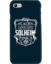 SOLHEIM - Handle It Phone Case thumbnail