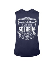 SOLHEIM - Handle It Sleeveless Tee thumbnail