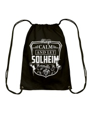 SOLHEIM - Handle It Drawstring Bag thumbnail