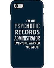 Records Administrator Phone Case thumbnail