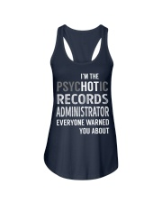 Records Administrator Ladies Flowy Tank thumbnail