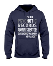 Records Administrator Hooded Sweatshirt thumbnail