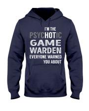 Game Warden Hooded Sweatshirt thumbnail