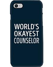 Counselor Phone Case thumbnail