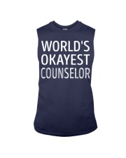 Counselor Sleeveless Tee thumbnail