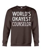 Counselor Crewneck Sweatshirt thumbnail